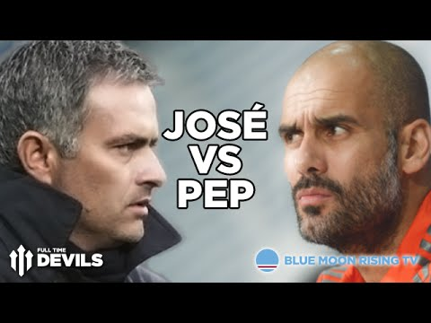 José Mourinho vs Pep Guardiola | Fan Debate with Blue Moon Rising TV