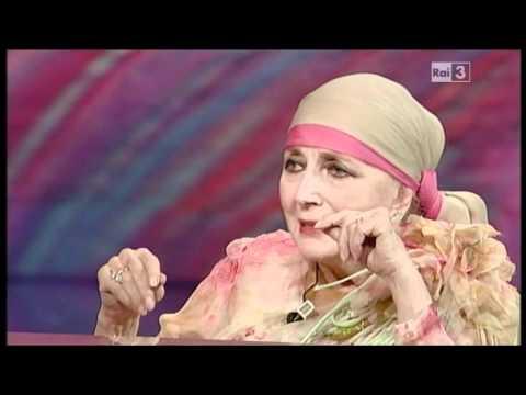 Valentina Cortese Quanti sono i domani passati Part 1 Che tempo che fa 2012 04 01