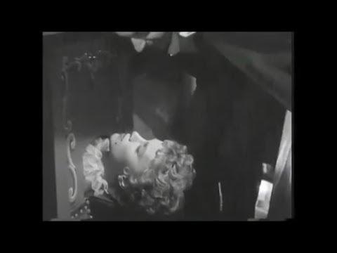 Movie magic sawing a woman in half big box 1950s. thumbnail