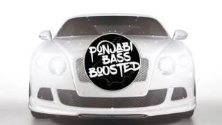 Gangster Scene [BASS BOOSTED] Gursewak Dhillon Deep Jandu | Punjabi Song 2017 | PUNJABI BASS BOOSTED