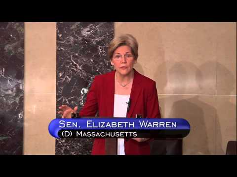 Sen. Warren Introduces the Bank on Students Loan Fairness Act