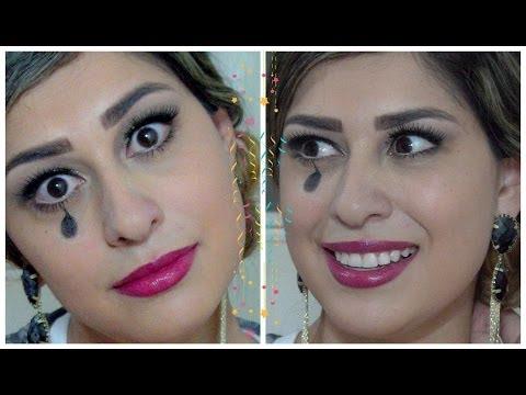 Tutorial - Maquiagem de Carnaval - Pierrot Chic