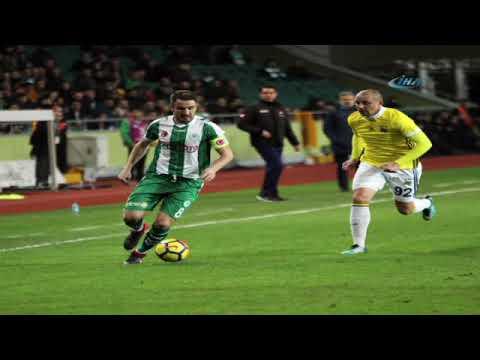 Fenerbahçe'nin Serisi Konya'da Bitti