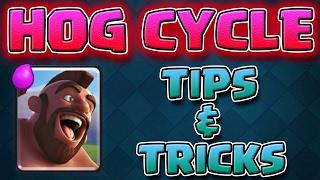 HOG CYCLE BEST TIPS Deck Review Clash Royale VideoMp4Mp3.Com