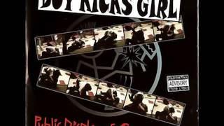 Watch Boy Kicks Girl Dennys Girl video