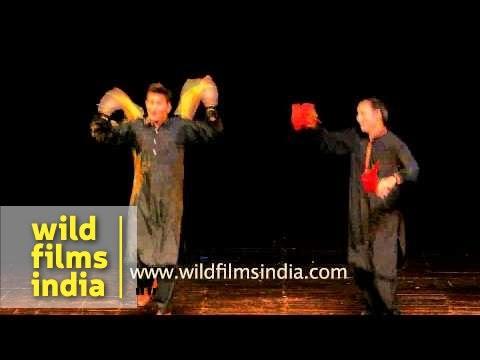 8th International Arts Festival Pahari Dance Jammu & Kashmir L 69 1