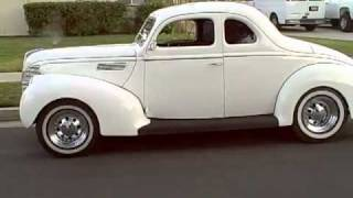 1939 ford standard coupe walk around
