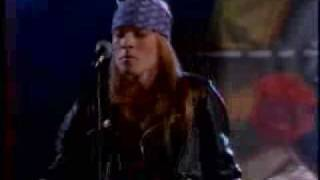 Клип Guns N' Roses - Sweet Child O' Mine