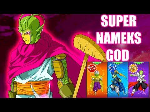 LE SUPER NAMEK GOD EXISTE DEJÀ - DRAGON BALL HEROES