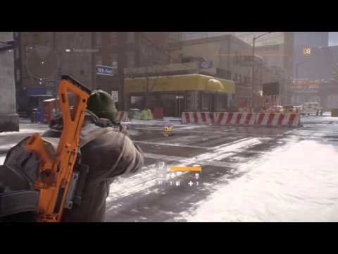 Tom Clancy's The Division Beta: Murder of Crows