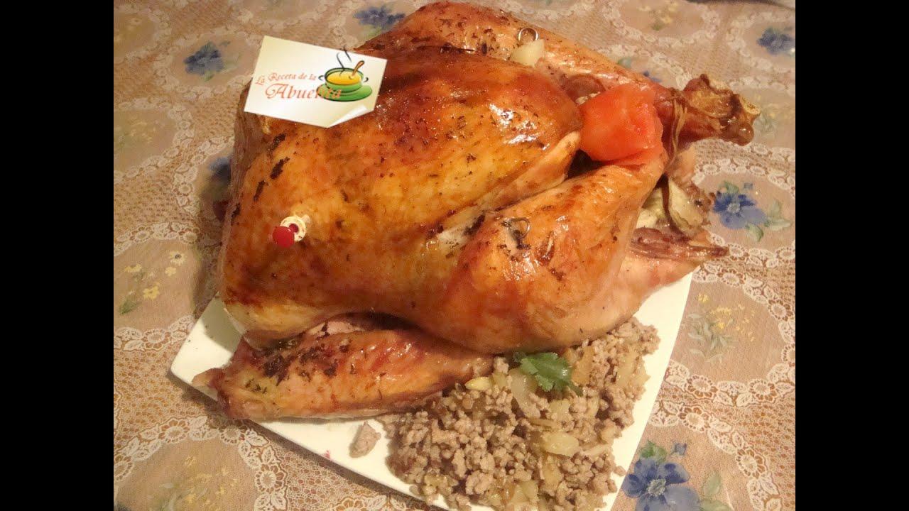 Receta de pavo queda rico y jugoso d a de gracias for Como cocinar un pavo