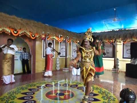 Sivathandavam Dance - Naiyandi Melam video