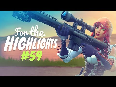 THE LORD OF THE SNIPES    FTH Ep. 59 (Fortnite Battle Royale Best Moments - Dakotaz)