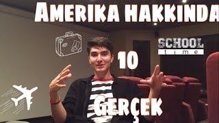 Amerika Hakkinda 10 Gercek - AMERIKA'DAKI TURK