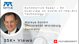 Automotive Radar – An Overview on State-of-the-Art Technology
