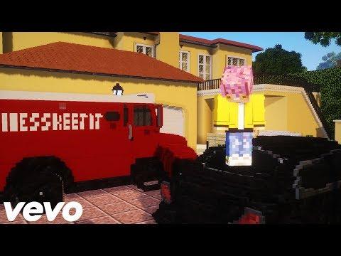 "Minecraft Song ♪ PARODY Lil Pump - ""ESSKEETIT"" [OFFICIAL VIDEO]"