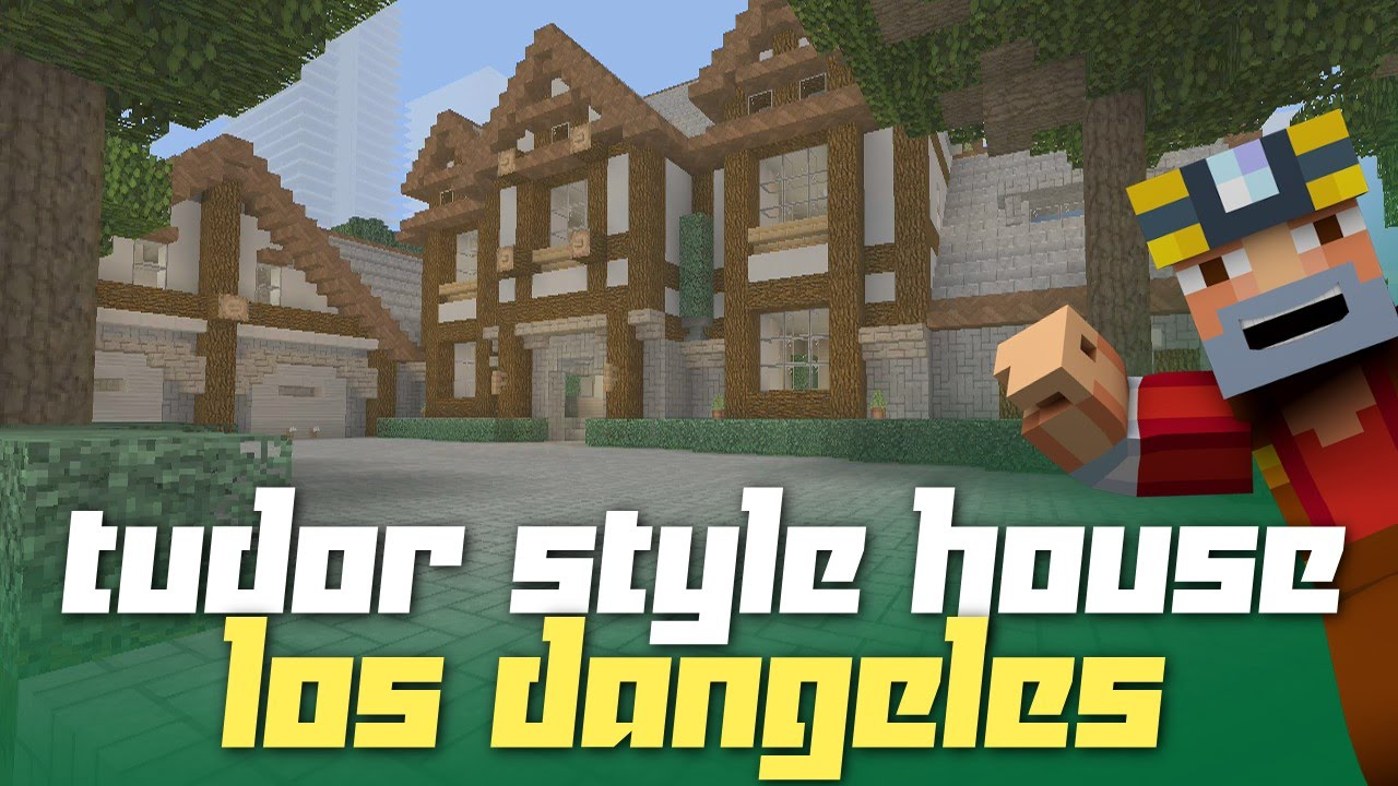 Minecraft Xbox One Tudor House Remastered House Tours