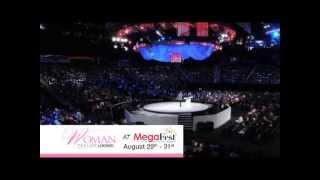 W.T.A.L. at MegaFest - Pastor Sheryl Brady