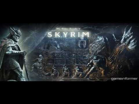 Skyrim - song Dovahkiin (Dragon Born)