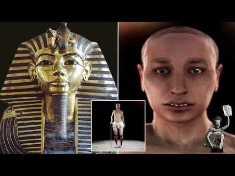 Tutankhamun Was The Product Of Incest, Dna Test Reveals video