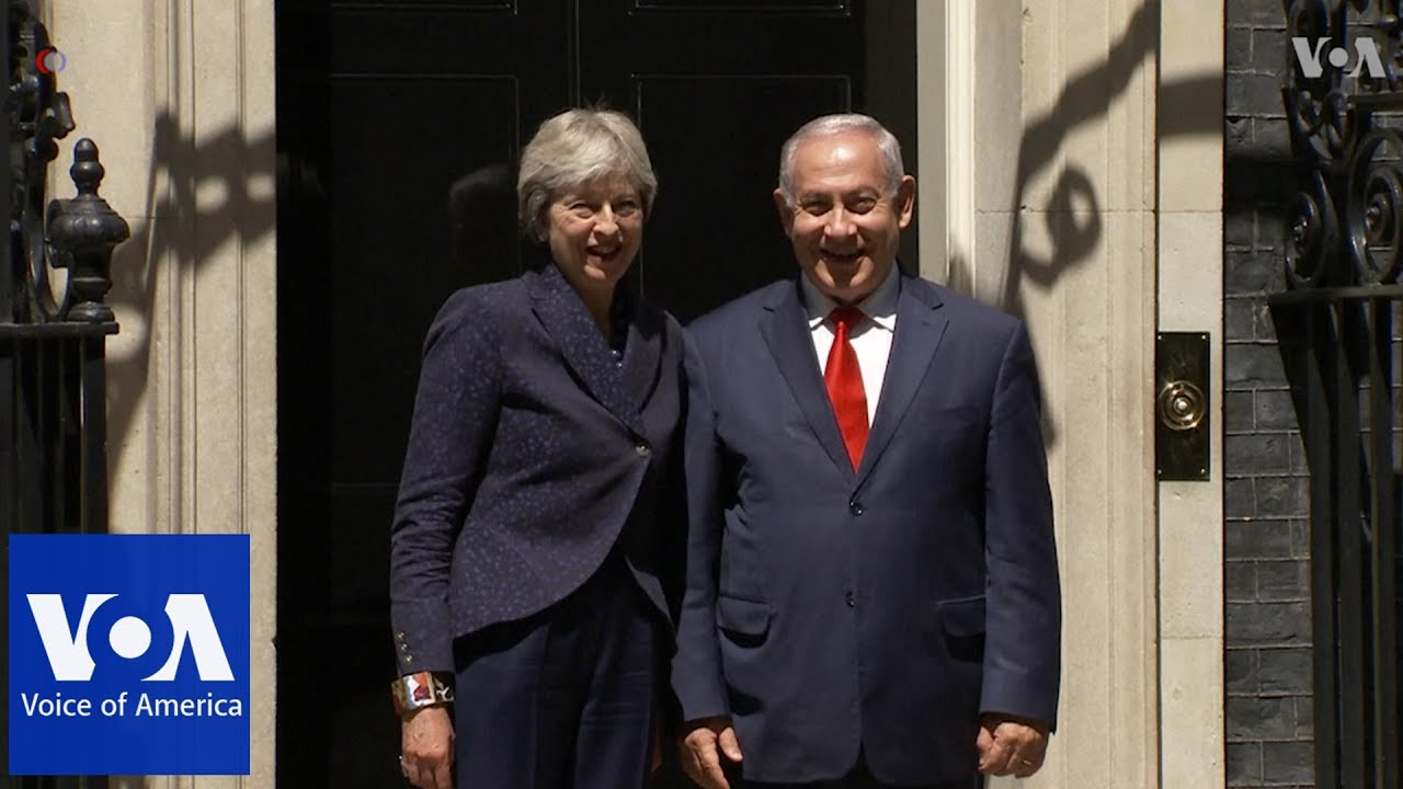 Israel PM Netanyahu To Press Britain To Dump Iran Nuclear Deal