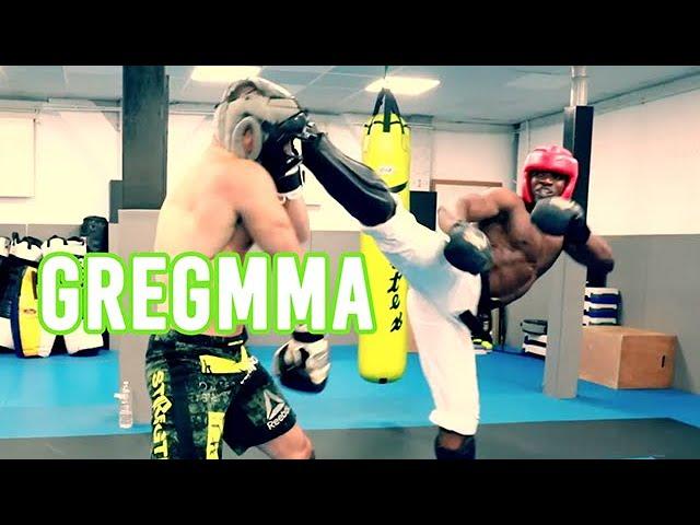 MMA Versus Taekwondo avec GregMMA thumbnail