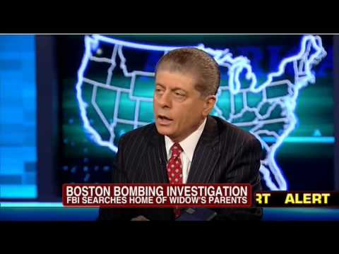 Judge Napolitano: Dzhokhar Tsarnaev's Defense Team Will Likely Try to Strike Plea Deal