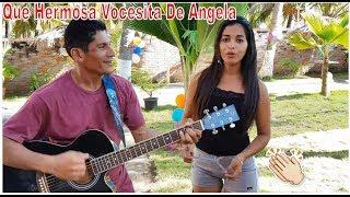 7-Angela Nos CantaPor Primera Vez -Cumple De Rox Y Heidi-P7