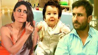 SHOCKING TRUTH Behind Taimur Ali Khan's Name|Kareena Kapoor REJECTED Saif Ali Khan's 1st Choice FAIZ