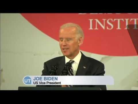 Biden Slams Putin: US VP labels Russian leader 'autocrat' and backs Ukraine's EU pivot