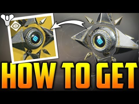 Destiny 2 - How To Get Hidden EXOTIC SAGIRA GHOST SHELL - (Sagira's Shell / Osiris)