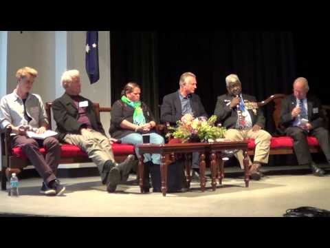 Both Ends of the Gun - Aboriginal Australians at War - Panel