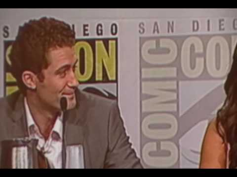 Glee Comic Con Panel Part 5