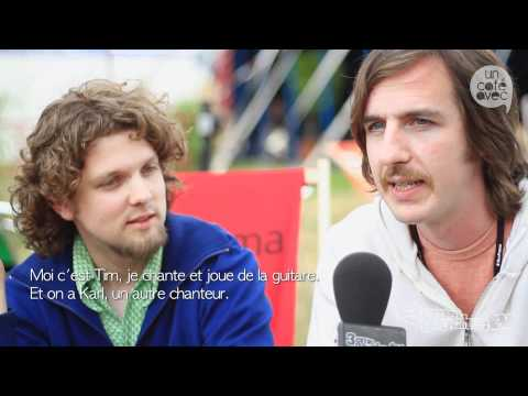 Un Café Avec ... Wave Machines ! Interview VOST Rock en Seine 2010
