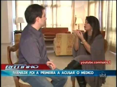 Ratinho Comenta : Médico Roger Abdelmassih Acusado De Estrupo video
