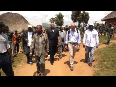 Nord Kivu  Nécessité d'une assistance humanitaire aux déplacés de Miriki