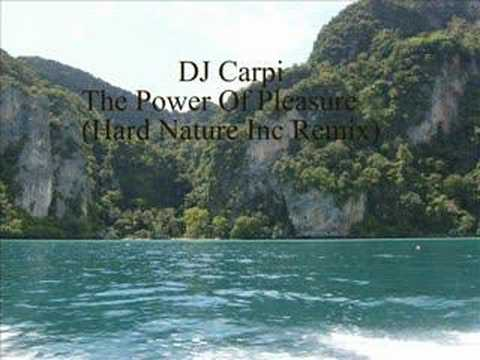 Dj carpi the power of pleasure dreamsplash