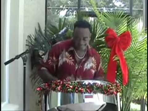 Christmas Music on the Steel Drums by Florida Band The Caribbean Crew www.cocobeanproductions.com Video