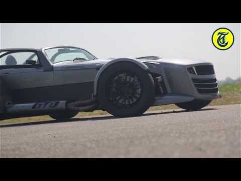 Donkervoort D8 GTO (English subtitled) - review by Autovisie TV