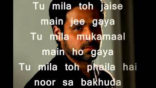 raaz3 - Zindagi se full song(HD) with Lyrics - Raaz 3