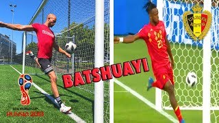 RIDICULOUS BATSHUAYI GOAL CELEBRATION RECREATION?!?!