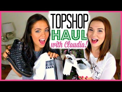 TOPSHOP HAUL (With BeyondBeautyStar!)