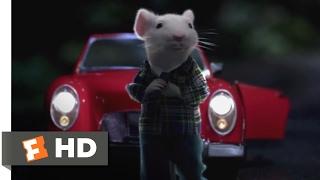 Stuart Little (1999) - Roadster Chase Scene (7/10)   Movieclips