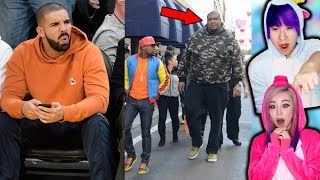 10 BIGGEST Celebrity Bodyguards You Wouldn't Mess With!