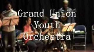 Gunes-Grand Union Youth Orchestra  Baglamam Perde Perde