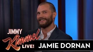 Jamie Dornan Got Scared Out of LA by Fabio