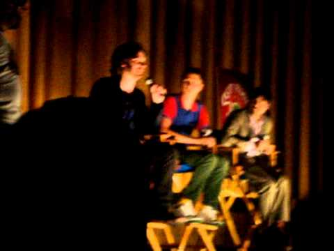 Scott Pilgrim vs. the World: Atlanta Q&A (Part 1/5)