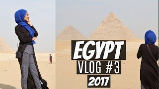 24 HOURS IN CAIRO- Egypt Vlog 3 | Zeinah Nur