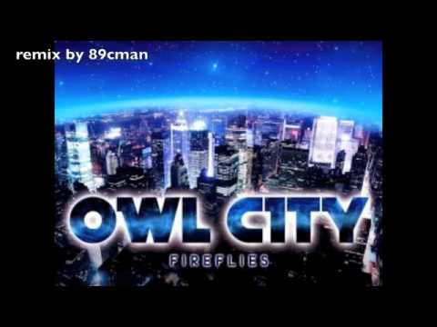 Owl City Fireflies Remix video
