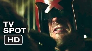 Dredd - Dredd 3D TV Spot #2 (2012) Karl Urban Movie HD